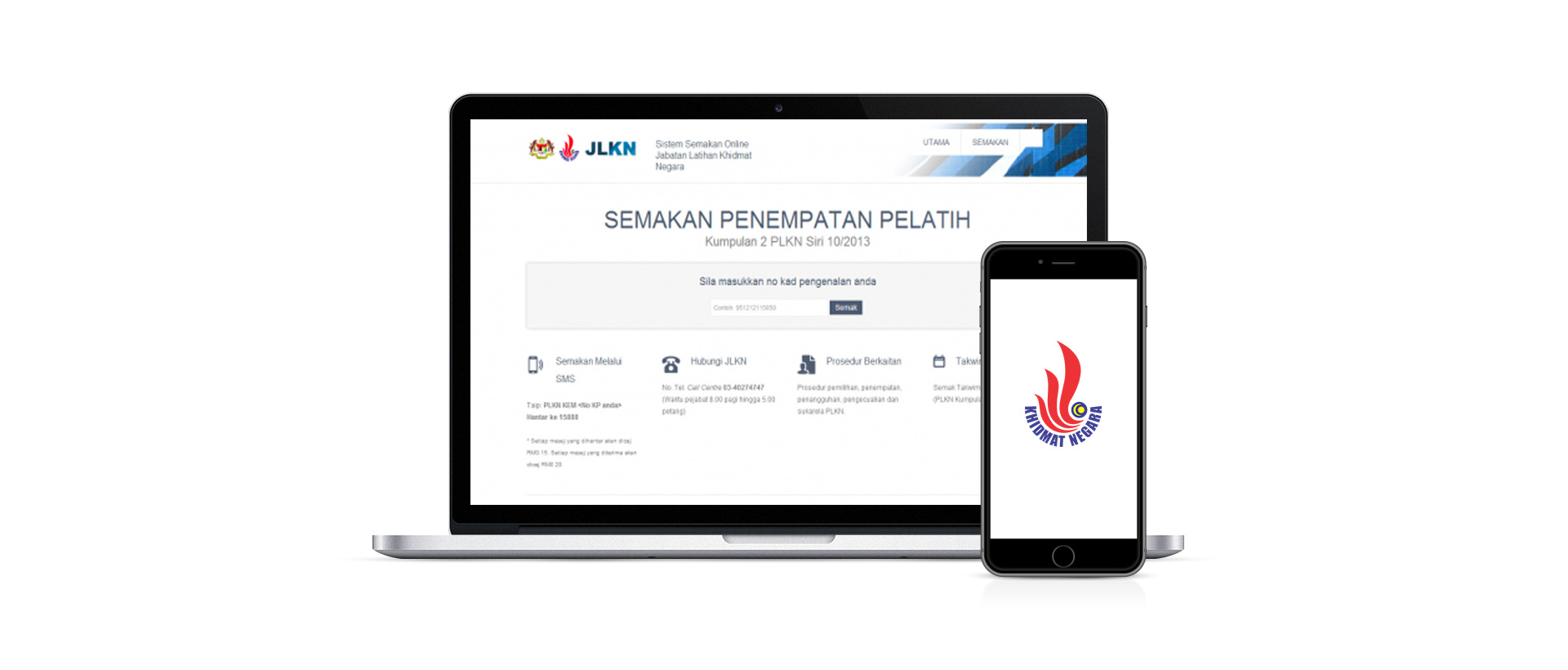 JLKN Trainee Checking Web App
